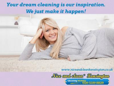 Carpet steam cleaning - special offer